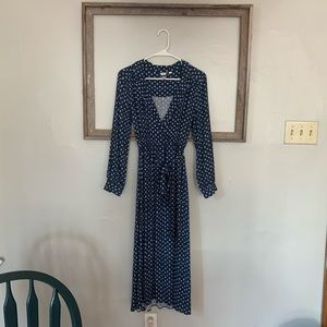 Midi Anthropology Dress